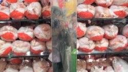 دلايل گراني ۸۰ درصدي مرغ در ايران