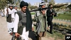 塔利班武裝份子(資料圖片)