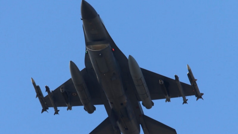 Turkish Jets Join US-led Coalition with Airstrikes Against IS