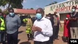 Mutungamiri weBato reMDC Advocate Nelson Chamisa Voshora Kushungurudzwa Kwenhengo Dzavo