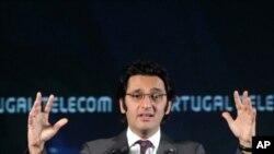 Zeinal Bava, Presidente executivo da PT