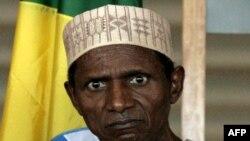 尼日利亚总统亚拉杜瓦在接受治疗