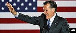 Mitt Romney, candidato presidencial republicano