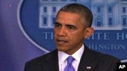 美國奧巴馬總統(資料照片)。