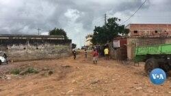 COVID-19: Malanje contaminação local pode estar a ocorrer na capital provincial