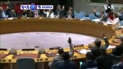 VOA60 AFIRKA: Ofishin dake kula da tsaro na MDD ya kada kuri'ar amincewa da yarjejina mai dorewa ta tsagaita wuta a kasar Libya