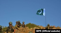 FILE - Pakistan said that it just completed the first phase of its Khyber 4 operation against IS militants.