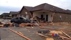 2018-02-26 美國之音視頻新聞:美國中西部與南部發生龍捲風至少四人死亡