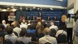 SAD: Iranski sporazum potiče na hitnost oslobađanja američkih zatvorenika