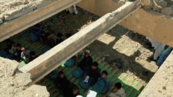 Schools in Afghanistan's Haska Mena in Rubble Due to IS War