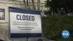 Partial Federal Shutdown to Continue Into 2019