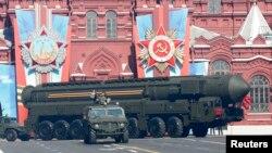 러시아 미사일 (자료사진)