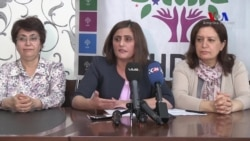 Taşdemir: Darbe ve OHAL Koşullarıyla Kampanya Yürütmek Zorunda Kaldık