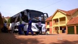 Uganda Unveils its First Solar-powered Bus