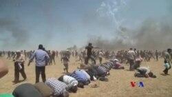 加沙地帶發生5宗炸彈爆炸事件 (粵語)