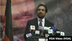 احمد ضیا مسعود گفت که نیاز است تا مجاهدین بر روی یک محور جمع گردد.