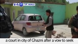VOA60 World - Afghanistan: Taliban insurgents attack a court in city of Ghazni