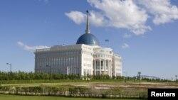 «Ак орда», резиденция президента Казахстана, Астана