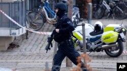 Đan Mạch đã được đặt trong tình trạng báo động cao và cảnh sát được triển khai trên toàn quốc.