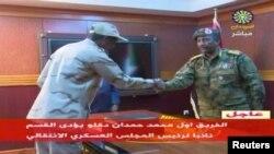 General Mohamed Hamdan Dagalo, known as Hemedti,
