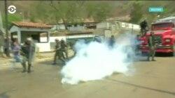 Новая вспышка насилия в Венесуэле