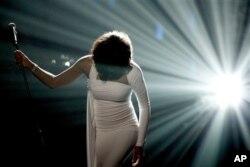 Whitney Houston (archives)