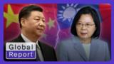 """[VOA 글로벌 리포트] 중국 """"평화 통일하자"""" 타이완 """"현 상태 유지"""""""