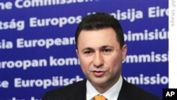Груевски: ЕК само го констатира она што го знаевме