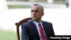 د افغانستان د جمهوري ریاست لومړي مرستیال امرالله صالح