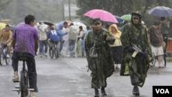 """Centroamericano sufrió una pérdida de entre el 2 y el 4% del producto interno bruto PIB debido a la depresión tropical 12 """"E"""" en octubre pasado."""