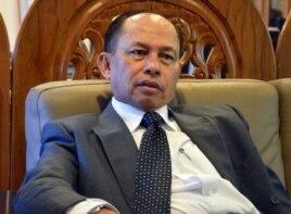 Duta Besar Indonesia untuk Malaysia, Herman Prayitno (VOA/Munarsih)