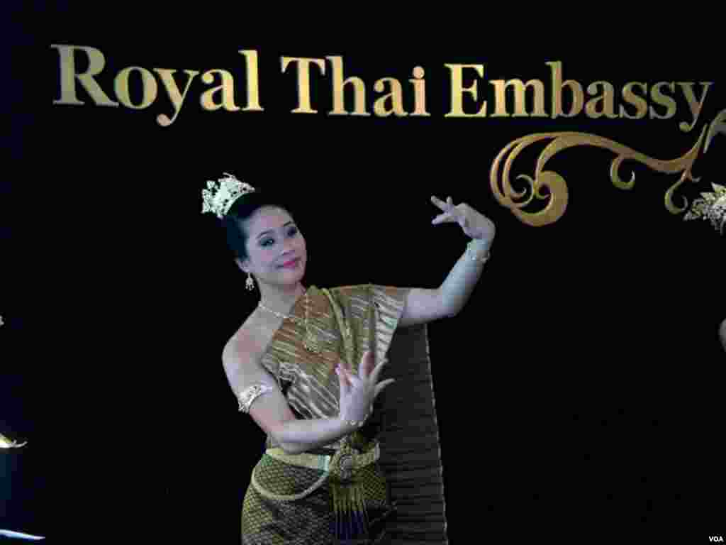 Tradicionalni plesovi sa Tajlanda