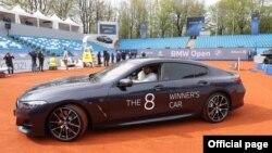 ბასილაშვილი მთავარი პრიზით, BMW M8 Gran Coupe ექსკლუზიური მოდელით M850i xDrive-ით, რომელიც 120 000$ ღირს