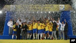 Brasil: Afro-descendentes contra racismo no mundial de futebol