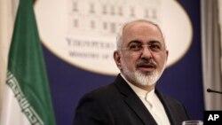伊朗外長扎里夫5月28日資料照。