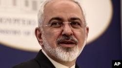 Ministan Harkokin Wajen Iran Muhammad Javad Zarif