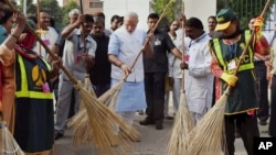 India Cleanup Campaign