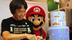 Miyamato, de 59 años, es el padre de unos cien videojuegos de diversión familiar y actualmente trabaja para la compañía Nintendo.