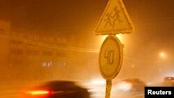 درجۀ حرارت در این منطقۀ سایبریا در ۲۰۱۳، تا منفی ۴۶ درجه سانتی گراد، پایین آمد.