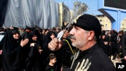 Iraq's Shi'ites Observe Ashura