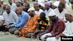 Musulmai a Najeriya da ma wasu.