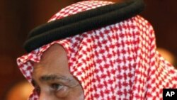 Saudi Arabia's Foreign Minister Prince Saud Al-Faisal attends the closing session of the Arab League summit in Sirte (File Photo - 09 Oct 2010)