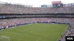 El anfitrión Sudáfrica enfrentara a México en el partido inaugural del Mundial.