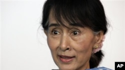 Bà Aung San Suu Kyi bày tỏ sự ủng hộ việc nới lỏng lệnh cấm nhập khẩu đối với Miến Điện