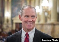 宾州共和党籍众议院议长迈克·图尔扎