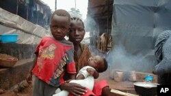 វាមានរយៈពេលជាងមួយទសវត្សរ៍មកហើយ ចាប់តាំងពីសង្គ្រាមស៊ីវិលបានបញ្ចប់នៅក្នុងប្រទេស សេរ៉ាឡេអូន (Sierra Leone)។