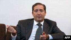 Thủ Tướng Jordani Samir al-Rifai