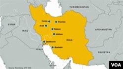 Ikarata y'igihugu ca Irani