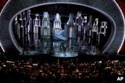 Lễ trao giải Oscar lần thứ 89 diễn ra tại Nhà hát Dolby ở thành phố Los Angeles, bang California, Mỹ, ngày 27 tháng 2, 2016.