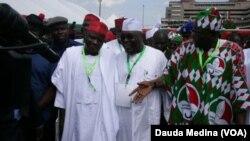 Wasu gwamnonin da suka fara yiwa jam'iyyar PDP tawaye